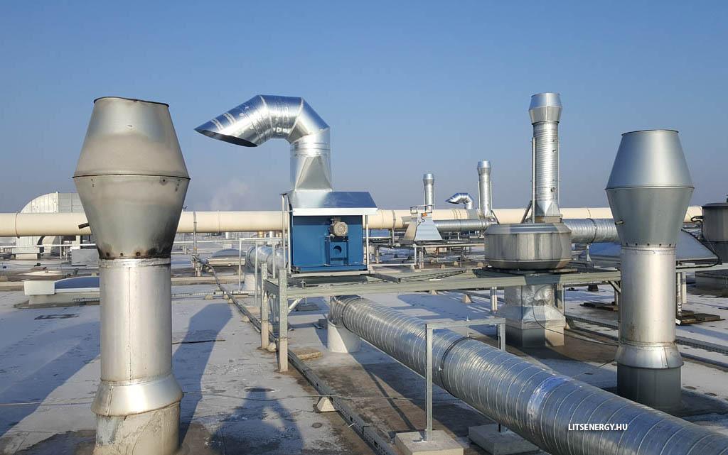 Mégis mennyire fontos a légtechnikai rendszerek tisztítása?